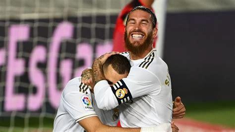 Real Madrid se consagra campeón ante Villarreal | Tele 13