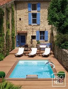 Mini Pool Terrasse : piscine de petite taille piscine xs mini piscine piscinelle ~ Orissabook.com Haus und Dekorationen