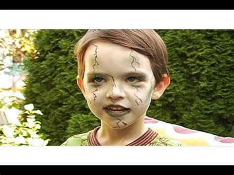 zombie makeup  halloween tutorial youtube