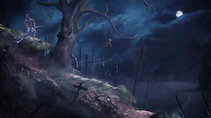 Goblin Goblins Ghosts Background Wallpapers 1920 Games