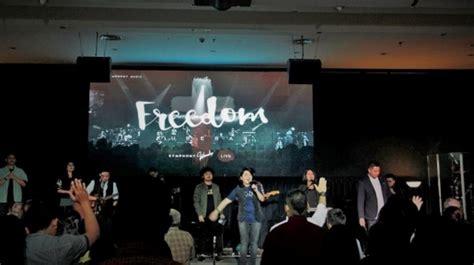 Konser Rohani Symphony Worship Hadirkan 'kebebasan' Penuh