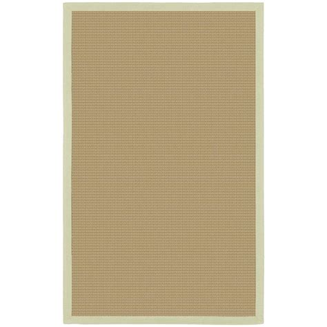 home depot green bay chandra bay tan green 8 ft x 10 ft indoor area rug