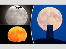 Supermoon 2018 When are the supermoons in January 2018