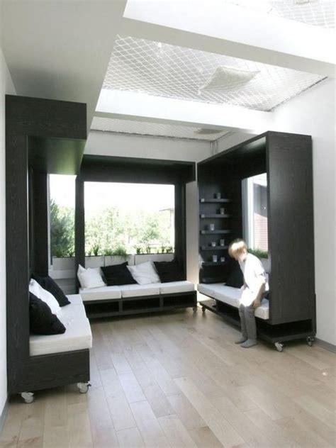 modern interior design  students  modular furniture