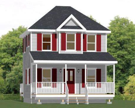 20x16 House  #20x16h17  584 Sq Ft  Excellent Floor