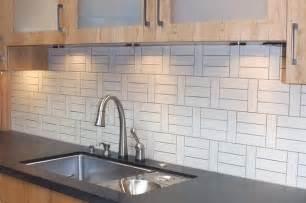 White Kitchen Backsplash Ideas Black White Yellow Heath Ceramics Tiles More Bathroom Inspiration