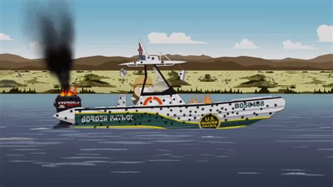Bc Fire Boat by South Park Gif Find Share On Giphy