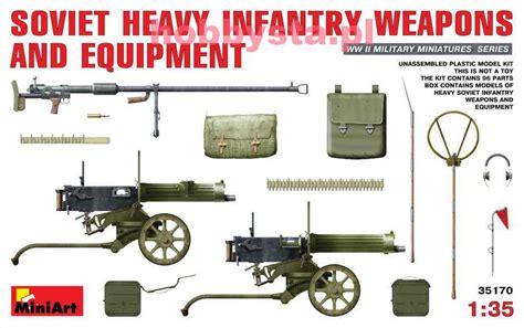 Ciężka Broń I Wyposażenie Radzieckiej Piechoty Miniart