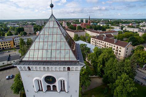 Jelgavas baznīcas tornis - Precos.lv