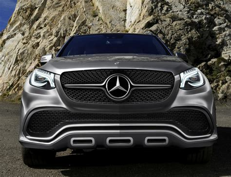 mercedes benz amg coupe ml suv ml63 concept truck rendering future nose adopt beijing expected tail performance interior resolution exterior