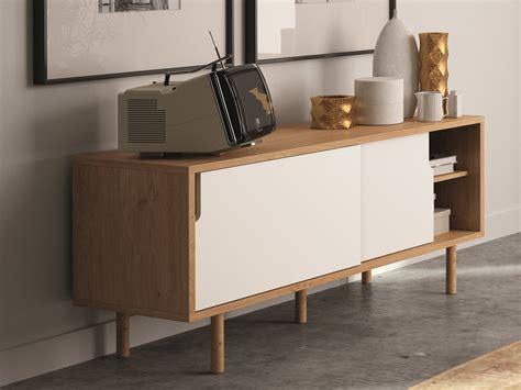 meuble bureau porte coulissante meuble bas porte coulissante stunning meuble bas de