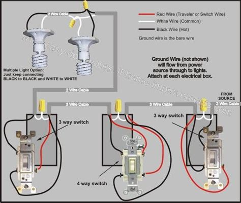 switch diagram hope  light switch wiring