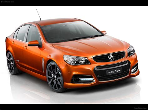 Holden Vf Commodore Ss V Concept 2018 Exotic Car