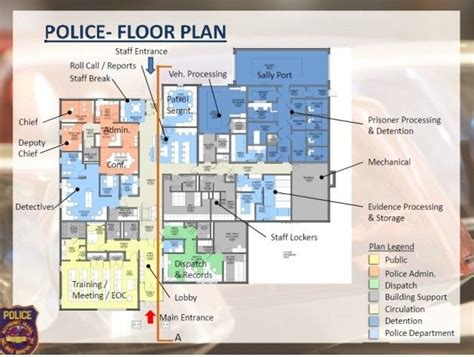 police station floor plan cartographers fantasies