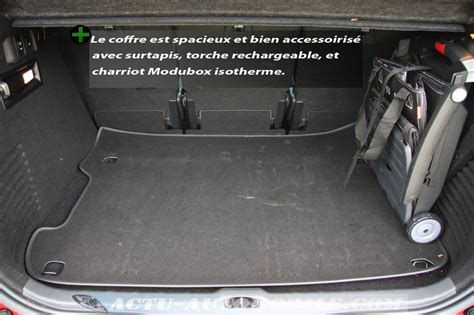 coffre c4 picasso 5 places essai citro 235 n c4 picasso thp 150 bmp6 exclusive actu automobile