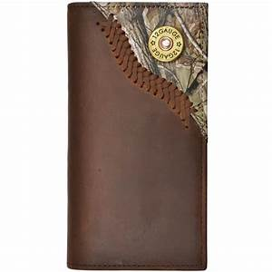Shop Men's Justin Brown and Camo Rodeo Wallet