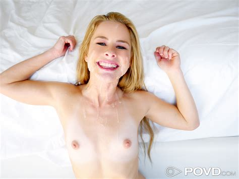 Lilly Ford On Povd In Naked Canvas