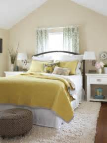 Charcoal Gray Headboard by 2014 Bedroom Decorating Ideas With Yellow Color Modern