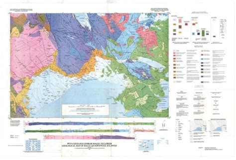 peta geologi malili sulawesi selatan   resume