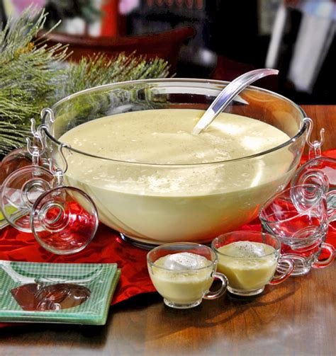 spiked punch spiked eggnog punch harried housewife blog
