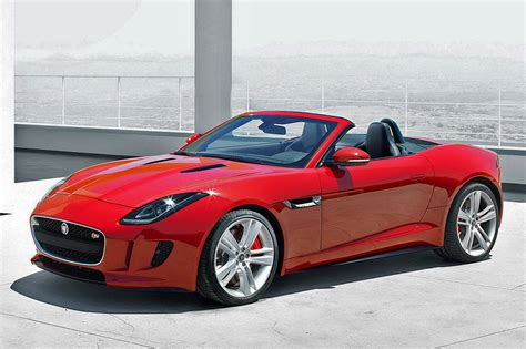 The Jaguar F Type