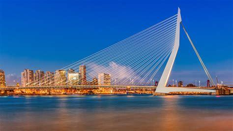 Erasmusbrug Rotterdam - Jurjen Veerman Photography