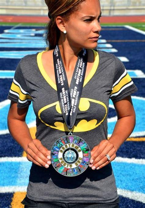 worlds largest  marathon medal  run