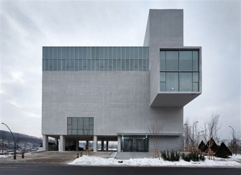 Architecture : Rw Concrete Church By Nameless Architecture