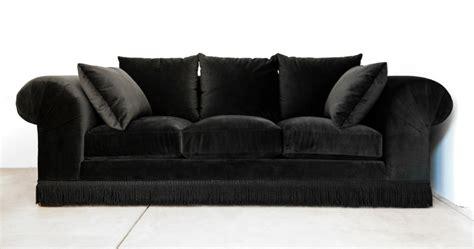 black loveseat for sale rosa beltran design opulent decor and a stunning black