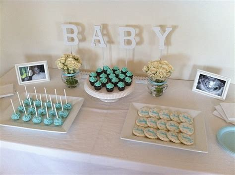baby shower desserts for boy dessert table ideas baby shower photograph baby shower des