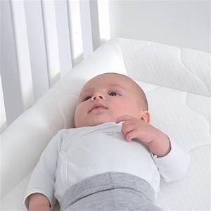 Matelas Bébé Avis : matelas b b baby protect 60x120cm de tineo sur allob b ~ Teatrodelosmanantiales.com Idées de Décoration
