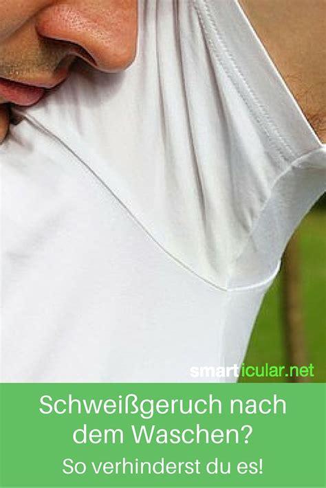 Backofen Stinkt Nach Reinigung by T Shirts Stinken Nach Schwei 223 So Verhinderst Du Es