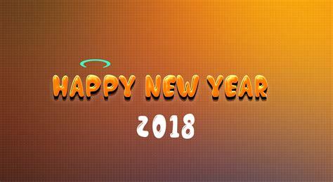 Best Hd New Year 2018 Background