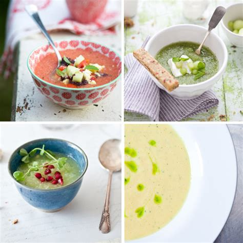 chilled soups recipes this week s recipe cold soups mint