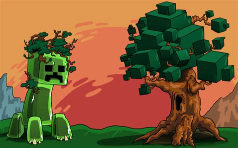 minecraft lets play illustration  peacetortle