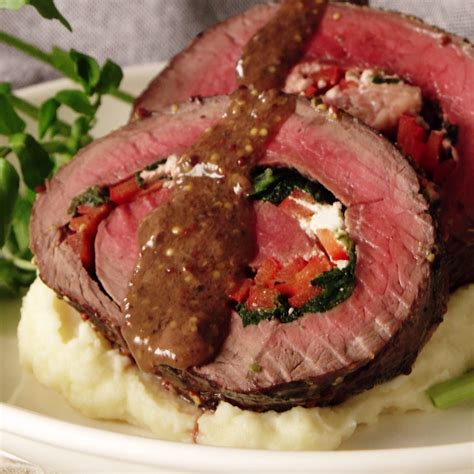 cottage cheese recipes healthy rolled roast beef with herb butter recipe in 2019 got