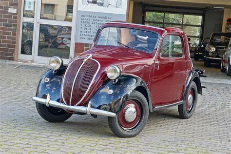 Fiat Topolino by Fiat Topolino A Sporting Cars