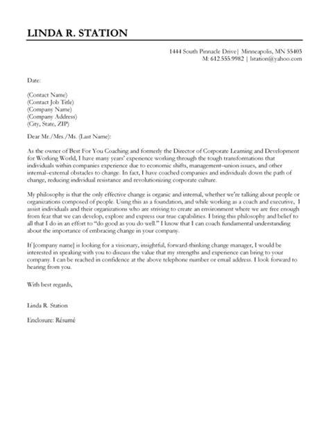 sle cover letters resume cv