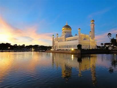 Omar Ali Saifuddin Brunei Sultan Weather Bandar