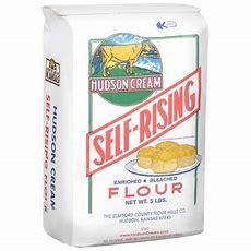 Hudson Cream Selfrising Bleached Enriched Flour, 5 Lb