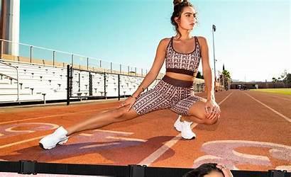 Activewear Sommer Ray Desktop Fitness Gym Wear