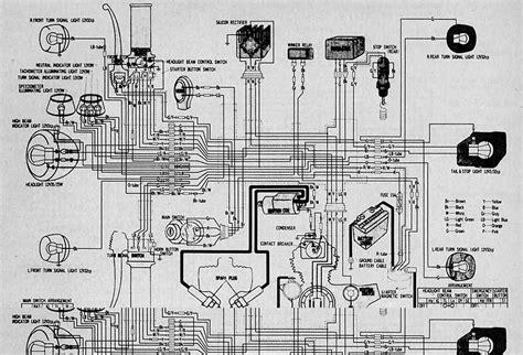 honda cl350 ke light wiring diagram wiring diagram for free