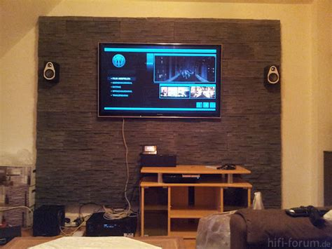Tv An Der Wand by Tv An Der Wand Tv Wand Hifi Forum De Bildergalerie