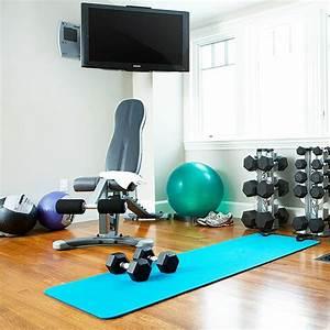 Fitnessraum Zu Hause : die garage umbauen und in einen hobby oder fitnessraum verwandeln ~ Sanjose-hotels-ca.com Haus und Dekorationen