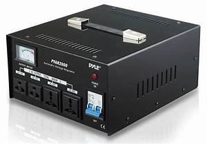 Pyle - Pvar2000 - Tools And Meters - Power Supply