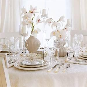 Table De Noel Traditionnelle : 31 id es d co originale et inhabituelle pour no l ~ Melissatoandfro.com Idées de Décoration