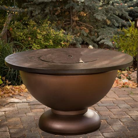 cc products penny bowl    natural gas fire