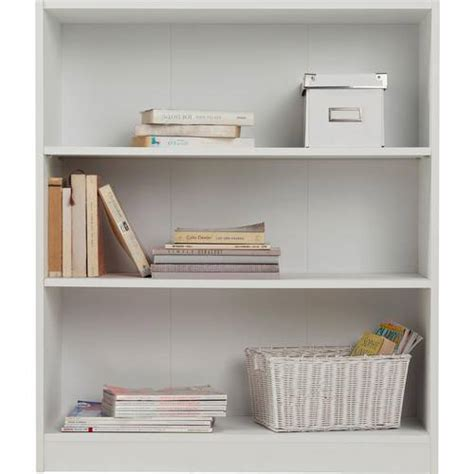 Argos Maine Bookcase by Buy Argos Home Maine 2 Shelves Small Bookcase White