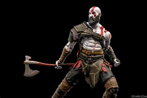 Neca Kratos God Of War 4 (2018) Inhand Gallery! The