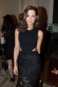 Kate Beckinsale Just Chopped Her Famous Long Hair Off